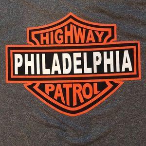 🎉2X HP🎉 Philadelphia Highway Patrol Tee